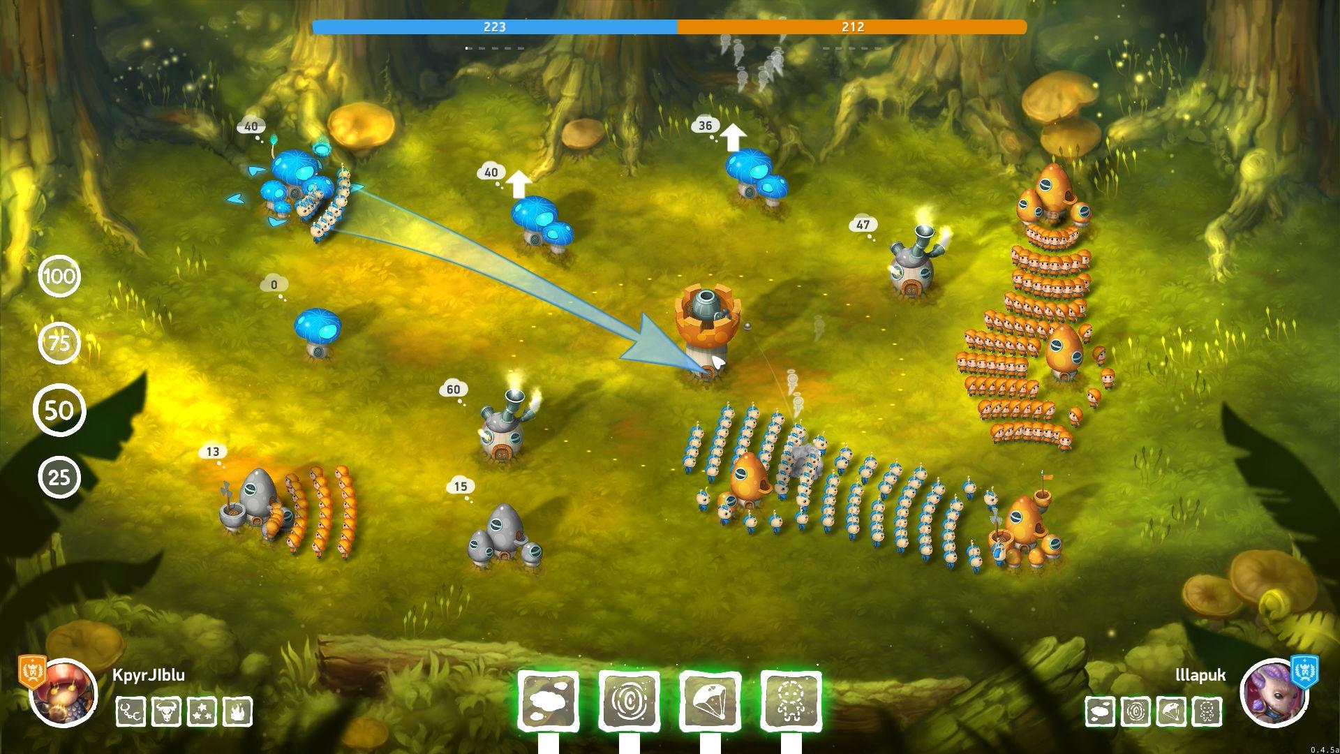 Mushroom Wars (2016) PC | Repack By VseTop